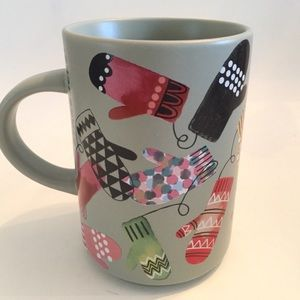 New Starbucks 2017 holiday coffee tea mug cup 12oz
